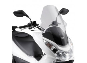 D322ST - Givi Parabrisas transparente 59,5x44 cms Honda PCX 125-150 (10 >13)