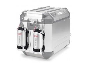 E162 - Givi Soporte en acero inoxidable para botella térmica