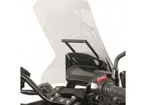 FB1146 - Givi Barra para S902A y porta GPS-Smartphone Honda NC750X (16>17)