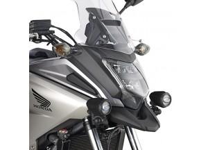 LS1146 - Givi anclajes para proyectores S310 S320 S321 Honda NC750X (16 > 17)