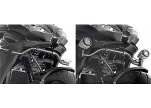 LS4114 - Givi Kit anclajes para S310 S320 o S321 Kawasaki Versys 650 (15>17)