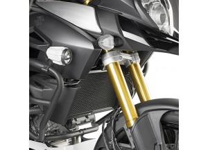 PR3105 - Givi Protector radiador inoxidable negro Suzuki DL 1000 V-Strom (14>16)