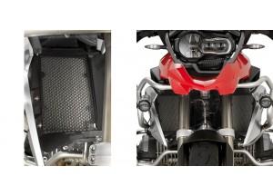 PR5108 - Givi Protector radiador inoxidable negro BMW R 1200 GS