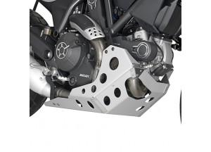 RP7407 - Givi Cubrecarter en aluminio Ducati Scrambler 800 (15 > 16)