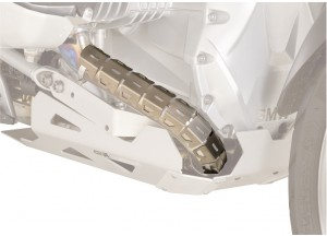 S282 - Givi Juego de protectores para colectores universales inoxidable 52/60mm