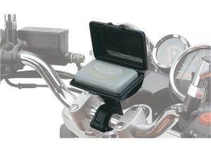 S601 - Givi Porta tele pago con kit universal de anclaje sobre el manillar