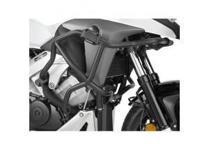 TN1139 - Givi Defensas de motor tubular negro Honda Crossrunner 800 (15>16)