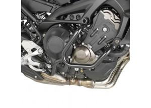 TN2132 - Givi Defensas de motor tubular especifica negro Yamaha MT-09 (17)