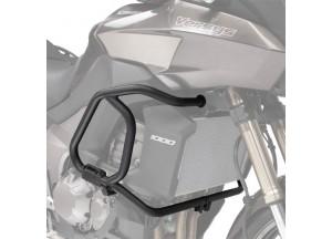 TN4105 - Givi Defensas de motor tubular específica Kawasaki Versys 1000 (12>14)