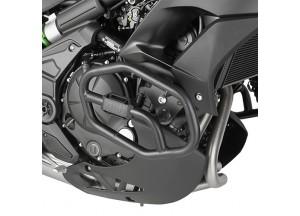 TN4114 - Givi Defensas de motor tubular negro Kawasaki Versys 650 (15>17)