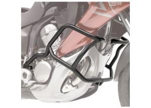 TN455 - Givi Defensas de motor tubular específica Honda XL 700V Transalp (08>13)