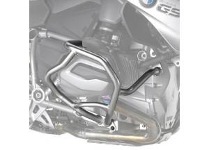 TN5108OX - Givi Defensas de motor tubular en acero inox BMW R 1200 GS/R/RS