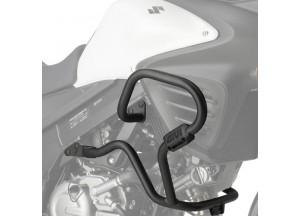 TN532 - Givi Defensas de motor tubular específica Suzuki DL 650 V-Strom (04>11)