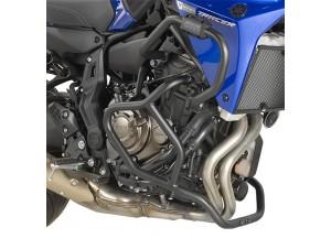 TNH2130 - Givi Defensas de motor tubular negro Yamaha MT-07 Tracer (16)
