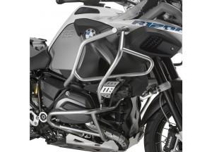 TNH5112OX - Givi Defensas de motor tubular en acero inox BMW R 1200 GS Adventure