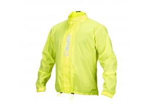Chaqueta Impermeable Hevik Rain Fluo Amarillo