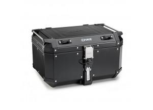 KFR580B - Kappa Maleta MONOKEY® K-FORCE en aluminio pintado de negro 58 Lt