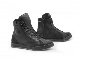 Zapatos Moto Forma Urban CREED Negro