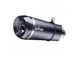 14132S - Silenciador Escape LeoVince FACTORY S Carbono Ducati MULTISTRADA 1200S