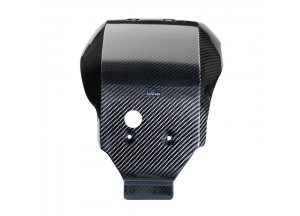 10098 - Protector de carter motor Leovince Fibra Carbono KTM CRE 250 F CRF 250 R