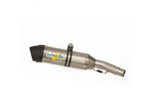 8724 - Silenciador escape Leovince SBK LV One  Evo II Yamaha WR 125 X / R
