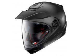 Casco Integral Crossover Nolan N40-5 GT Classic 10 Negro Mate