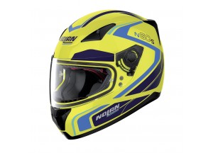 Casco Integral Nolan N60.5 Practice 23 Led Amarillo