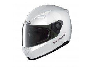 Casco Integral Nolan N60.5 Sport 14 Metal Blanco