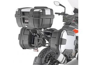 PL7711- Givi Portamaletas lateral MONOKEY® o RETRO FIT KTM 390 Adventure (2020)