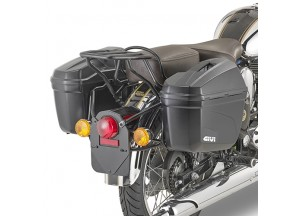 PL9052 - Givi Portamaletas lateral MONOKEY® ROYAL ENFIELD Classic 500