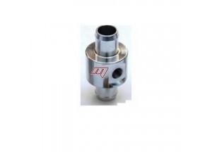 P 004 - GPT Adaptador de aluminio con sonda de agua de 13 mm para Minimoto