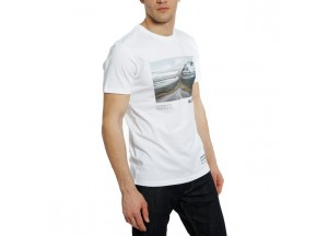 T-Shirt Adventure Dream Dainese Blanco
