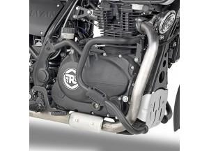 TN9050 - Defensas de motor tubular especifica negro Royal Enfield Himalayan