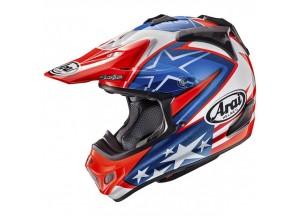 Casco Arai off-road Motocross MX-V Hayden WSBK