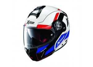 Casco Integral Abierto X-Lite X-1004 Charismatic 25 Blanco Brillante