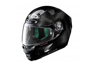 Casco Integral X-Lite X-803 Ultra Carbon Puro 1 Negro Brillante