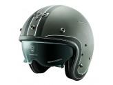 Jet Helm Nos NS1F Etoile Matt Grau
