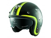 Jet Helm Nos NS1F Etoile Fluo Gelb