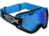 Brille Off-Road HZ NEOX XX2  Blau OTG Kompatibel