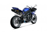 S-Y10RFT10TL-ZC - Auspuffanlage Akrapovic Evolution Line Yamaha YZF-R1 09-14