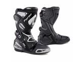 Motorradstiefel Racing Forma Ice Pro Flow Schwarz Weiß