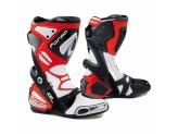 Motorradstiefel Racing Forma Ice Pro Rot Weiß Schwarz