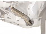 S280 - Givi Universal Krümmerschutz aus Edelstahl 32/42mm