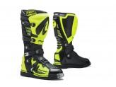 Stiefel Forma Off-Road Motocross MX Predator 2.0 Schwarz Gelb Fluo