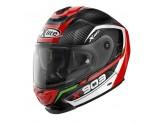 Integral Helm X-Lite X-903 Ultra Carbon Cavalcade 10 Glanzend