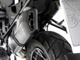 ZBMW520APR - Auspufftopf Zard Penta Schwarzes Aluminium BMW R 1200 GS (04-09)