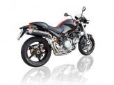 ZD025LCR - Auspuffkrümmer Zard Edelstahl Ducati Monster S2R 800 (06-08)