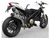 ZD113TKR - Auspuffanlage Zard Volles Titan Ducati Streetfighter 1098 / 848