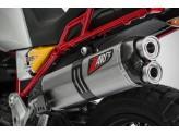 ZG085SSO - Auspufftopf Zard Edelstahl EURO 4 Moto Guzzi V85 TT M.Y. (19)