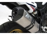 ZHND366TSO-FC - Auspufftopf Zard Titan Carbon Endkappe Honda Africa Twin (16-19)